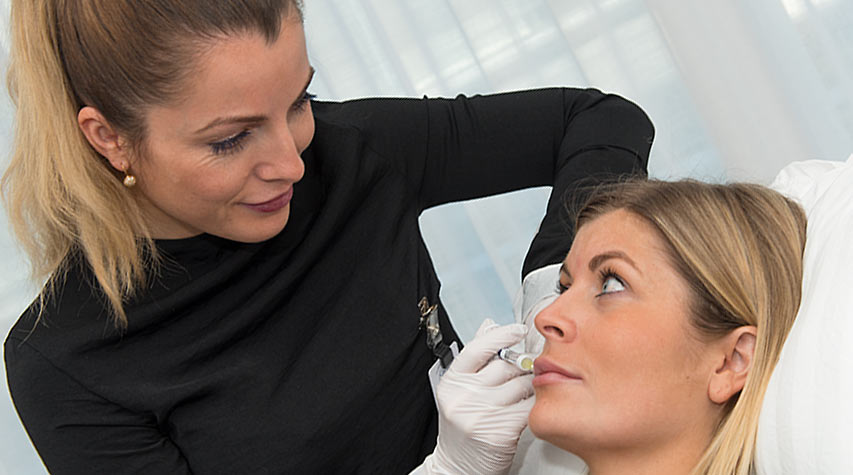 Filler treatments at Cosmo Clinic Oslo - Restylane